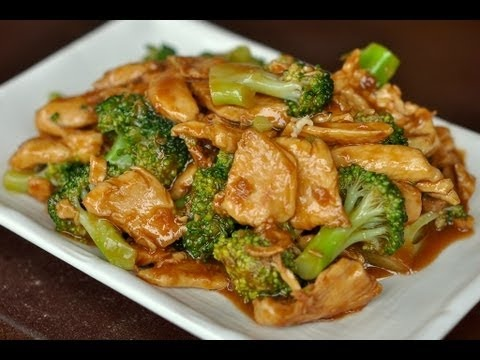 45. Chicken w. Broccoli