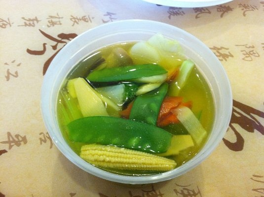 20. Vegetable Soup Image