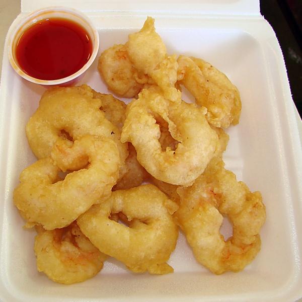 100. Sweet & Sour Shrimp Image