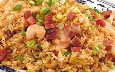12. House Special Fried Rice