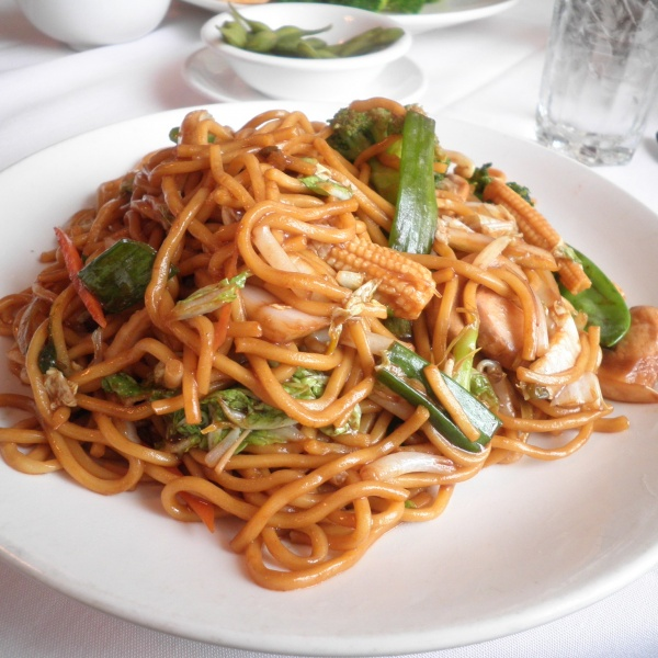 33. Vegetable Lo Mein