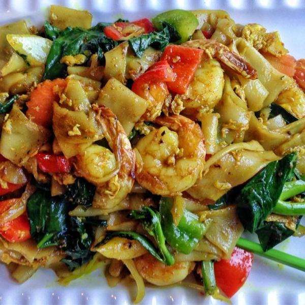 87. Curry Shrimp w. Onion Image
