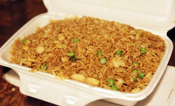 27. Chicken Fried Rice