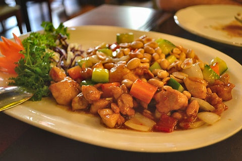 53. Kung Po Chicken Image