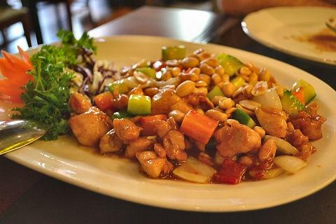 53. Kung Po Chicken Image
