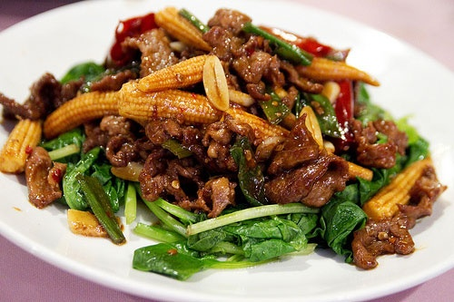66. Szechuan Fresh Pork Image