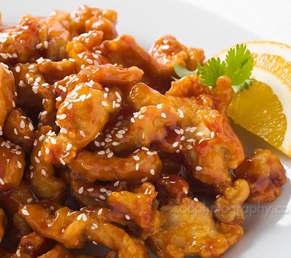 C27. SESAME CHICKEN Image