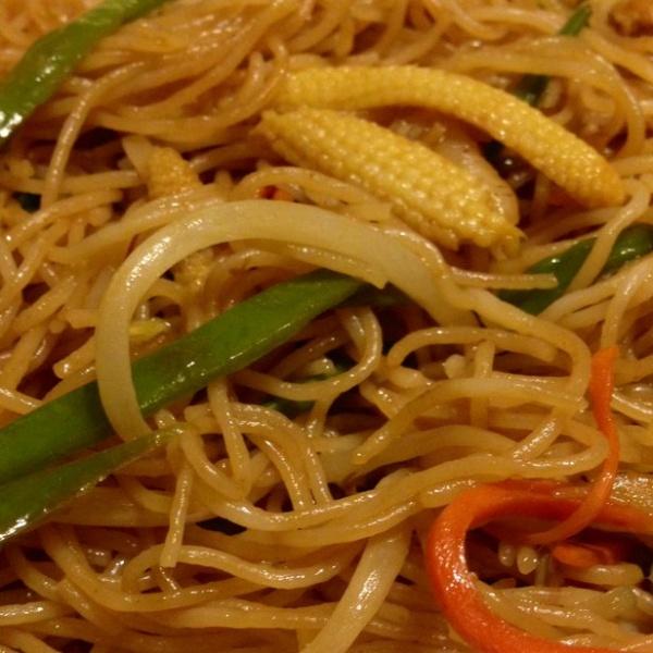 37. Vegetable Chow Mei Fun Image