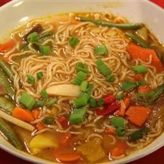 18. Chicken Noodle Soup Image