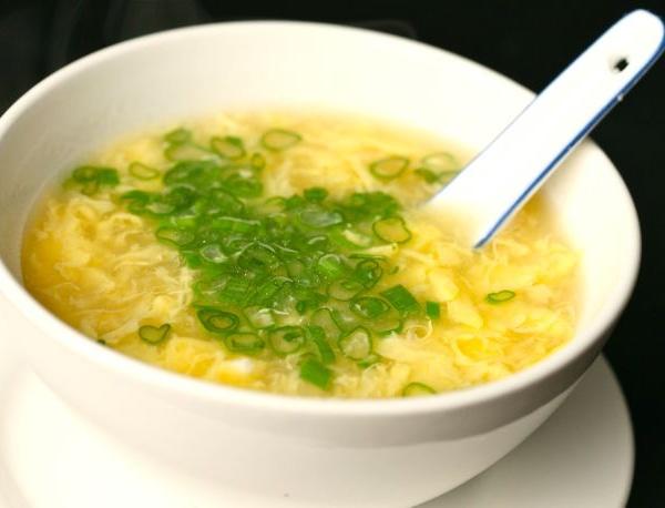 16. Egg Drop Soup Image