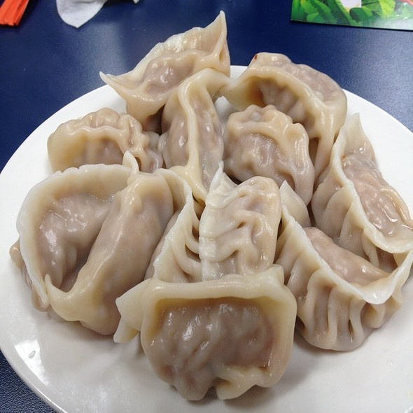 8a. Steamed Dumplings (8)