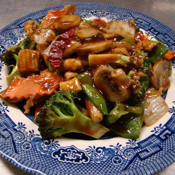 65. Roast Pork w. Garlic Sauce Image