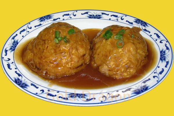 41. Beef Egg Foo Young Image