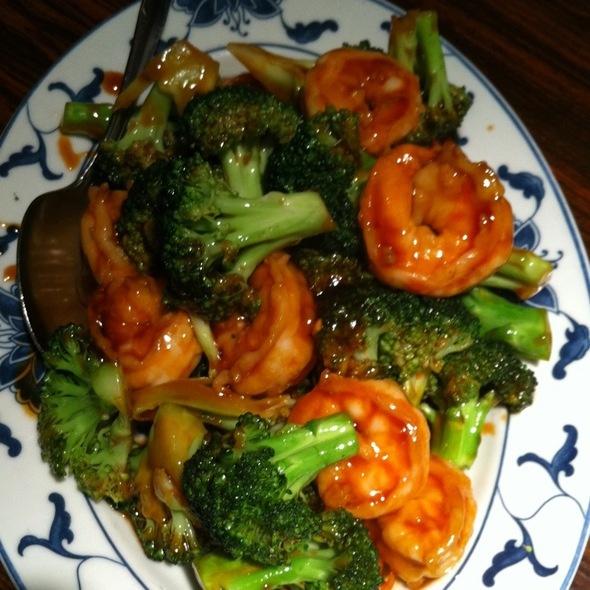 80. Shrimp w. Broccoli Image