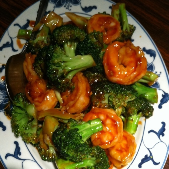 80. Shrimp w. Broccoli Image