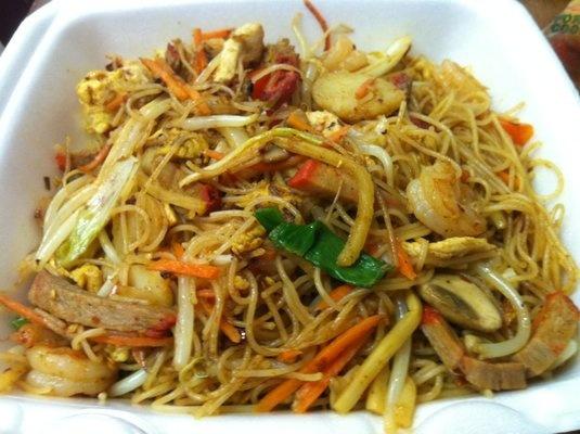 china gourmet  palmetto bay  chow mei fun