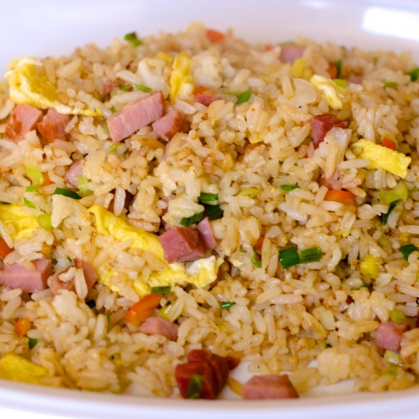27b. Ham Fried Rice Image