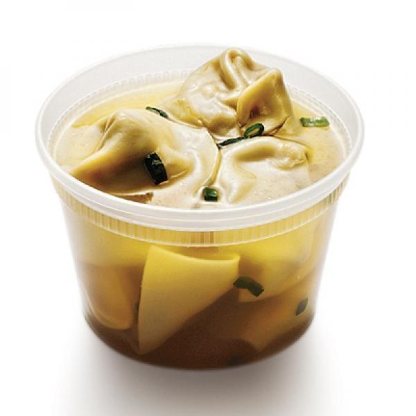 15. Wonton Soup