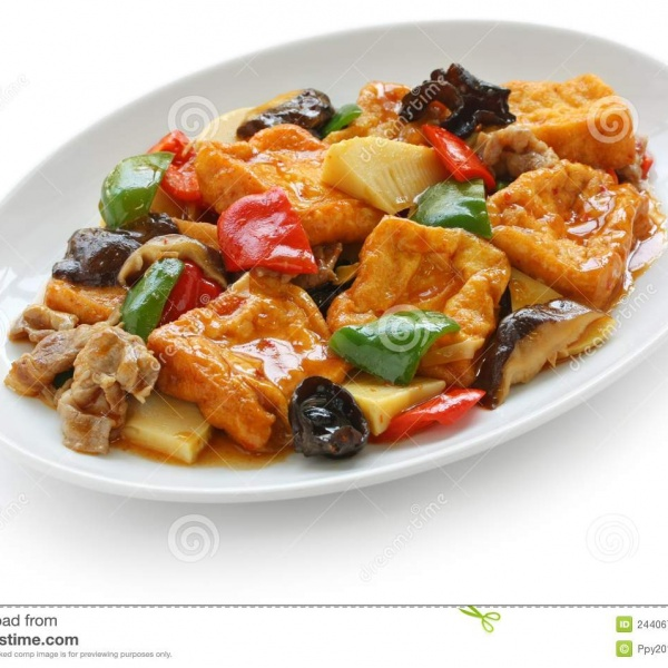 103. Bean Curd Home Style Image