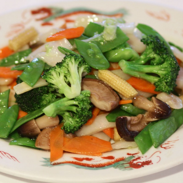 101. Mixed Vegetables Image