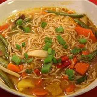 18. Chicken Rice Soup Image