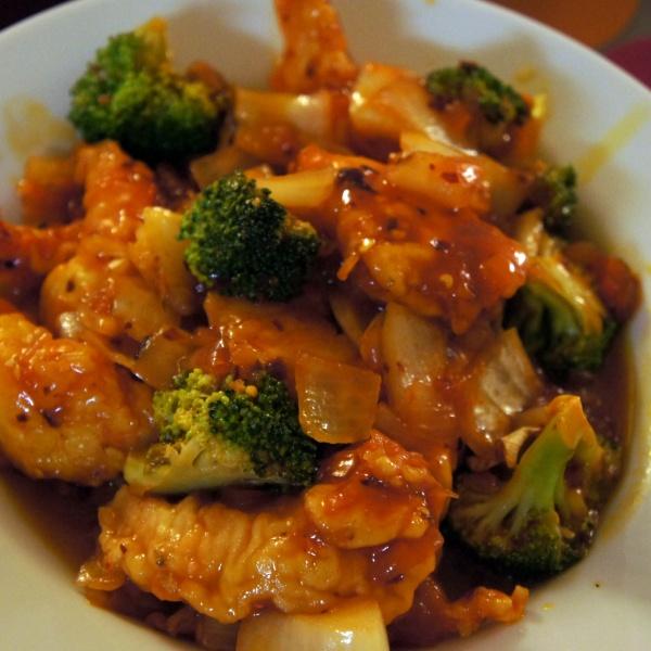 92. Szechuan Shrimp Image