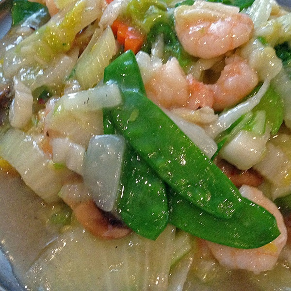 24a. Shrimp Chop Suey Image