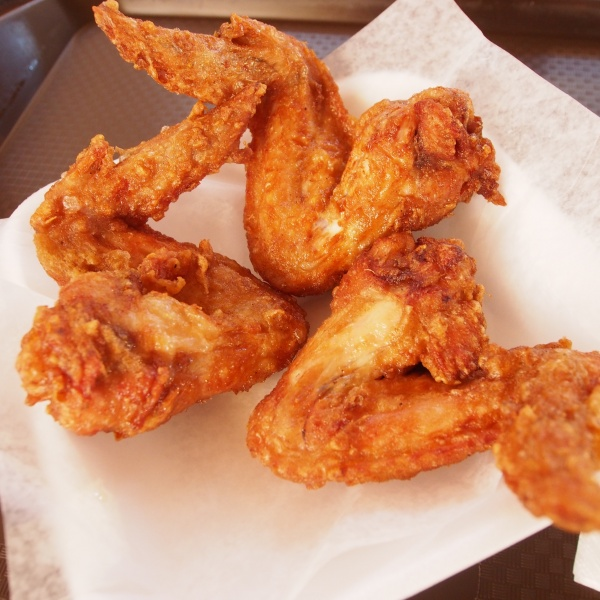 A1. Fried Chicken Wings (4) Image