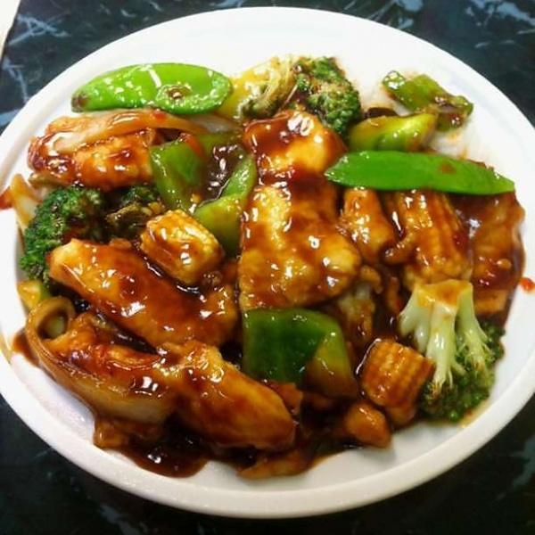 19. Szechuan Chicken Image