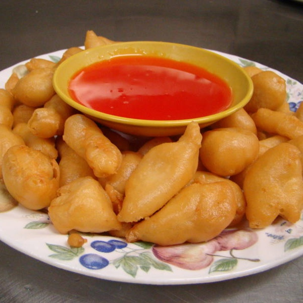 5. Sweet & Sour Chicken