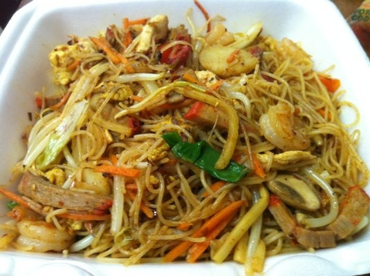 4. Singapore Chow Mei Fun