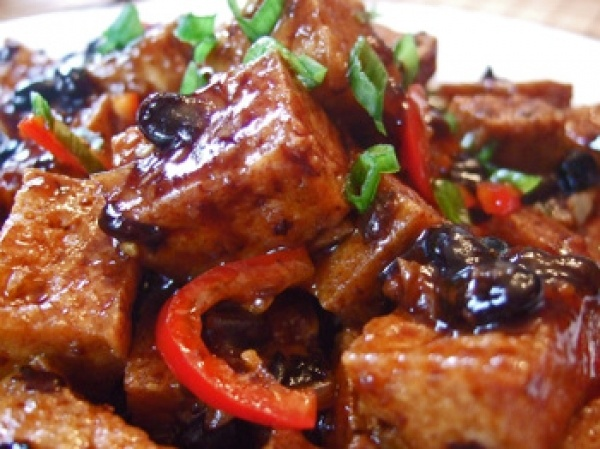106. Bean Curd w. Hunan Style Image