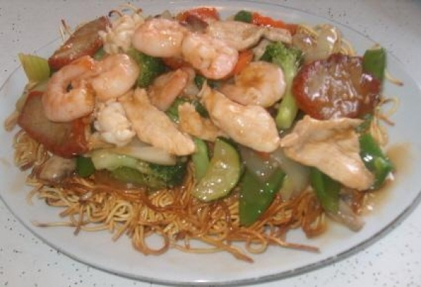 26. House Special Chow Mein Image