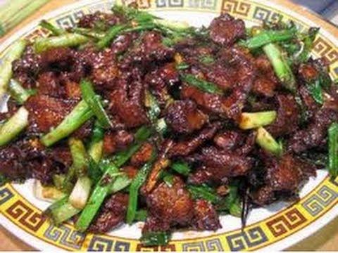 78. Mongolian Beef Image