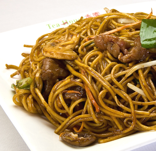 32. Beef Lo Mein