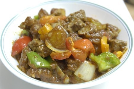 74. Curry Beef Image