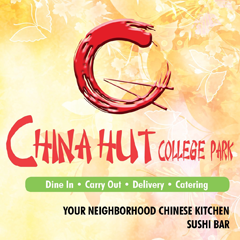 China Hut College Park