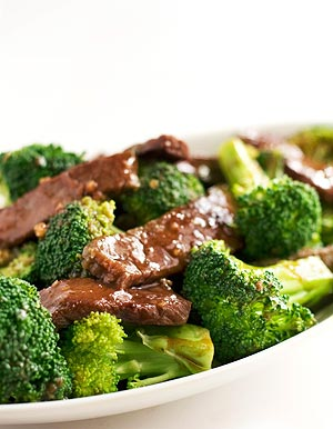 L13. Beef with Broccoli Image