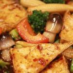 Hunan To-Fu (Fried)