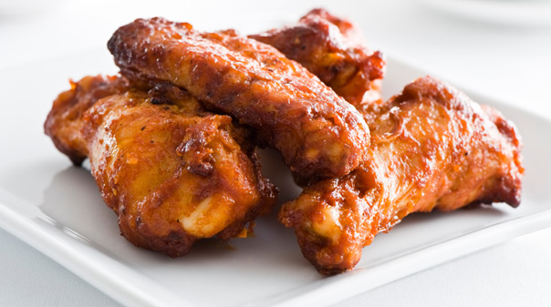 4. Fried Chicken Wing (8)