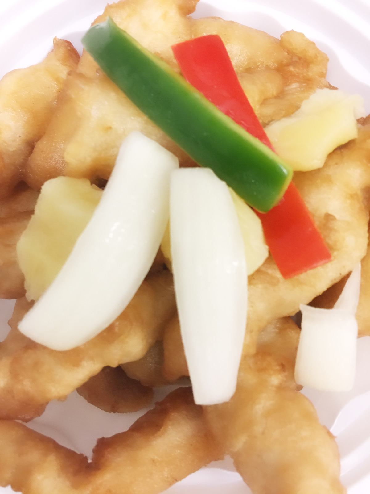 Sweet & Sour Chicken Image