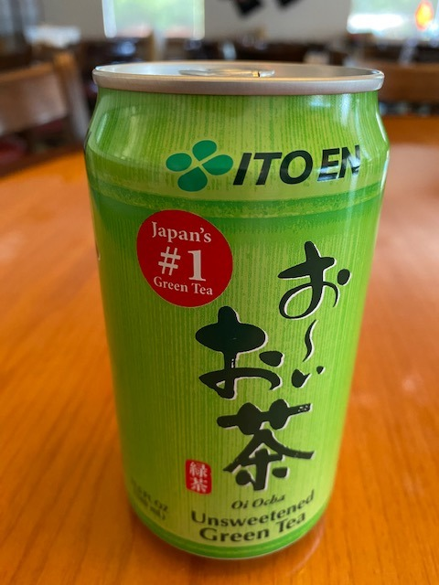 green Tea ( can) Image
