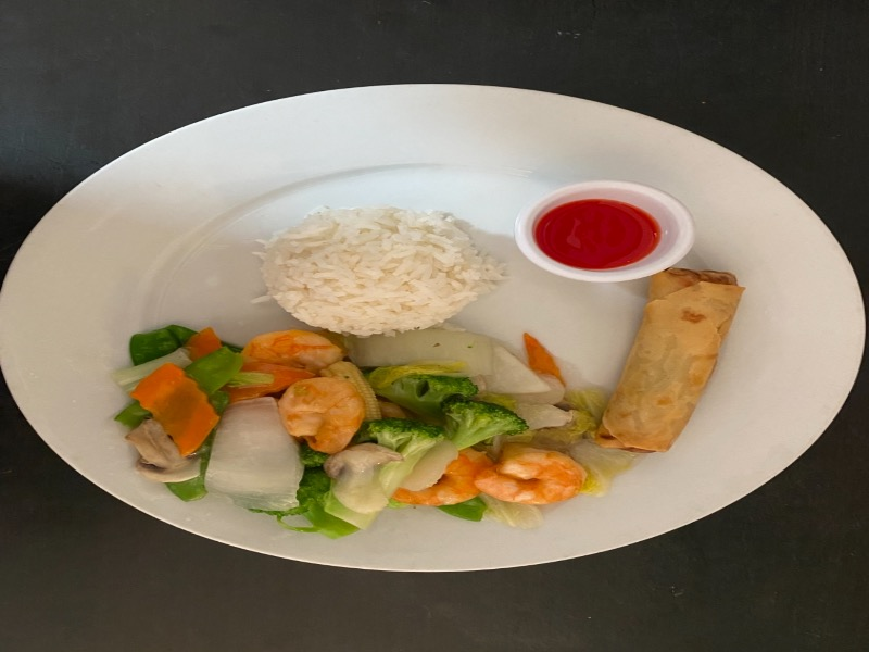 L19. Shrimp with Vegetable Image
