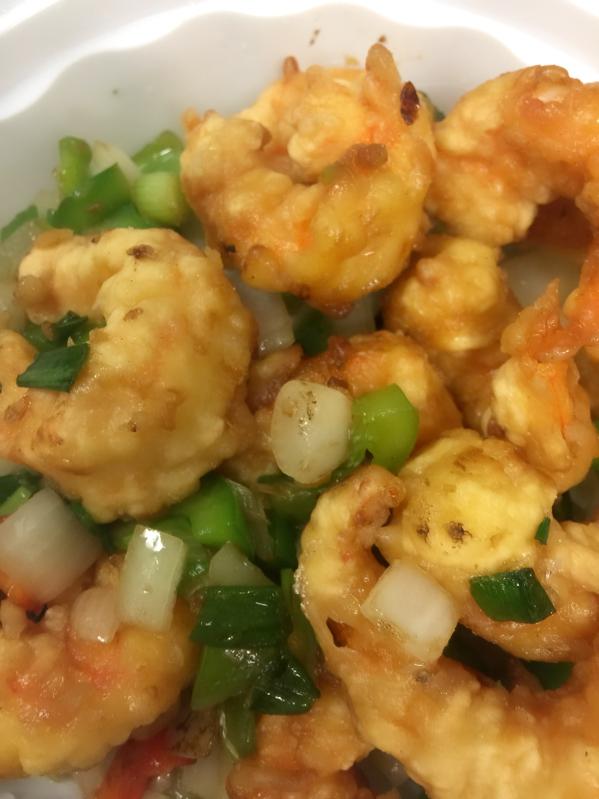 C14. Salt & Pepper Shrimp Image