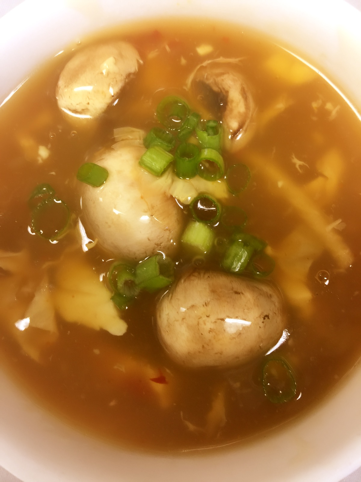 Hot and Sour Soup Image