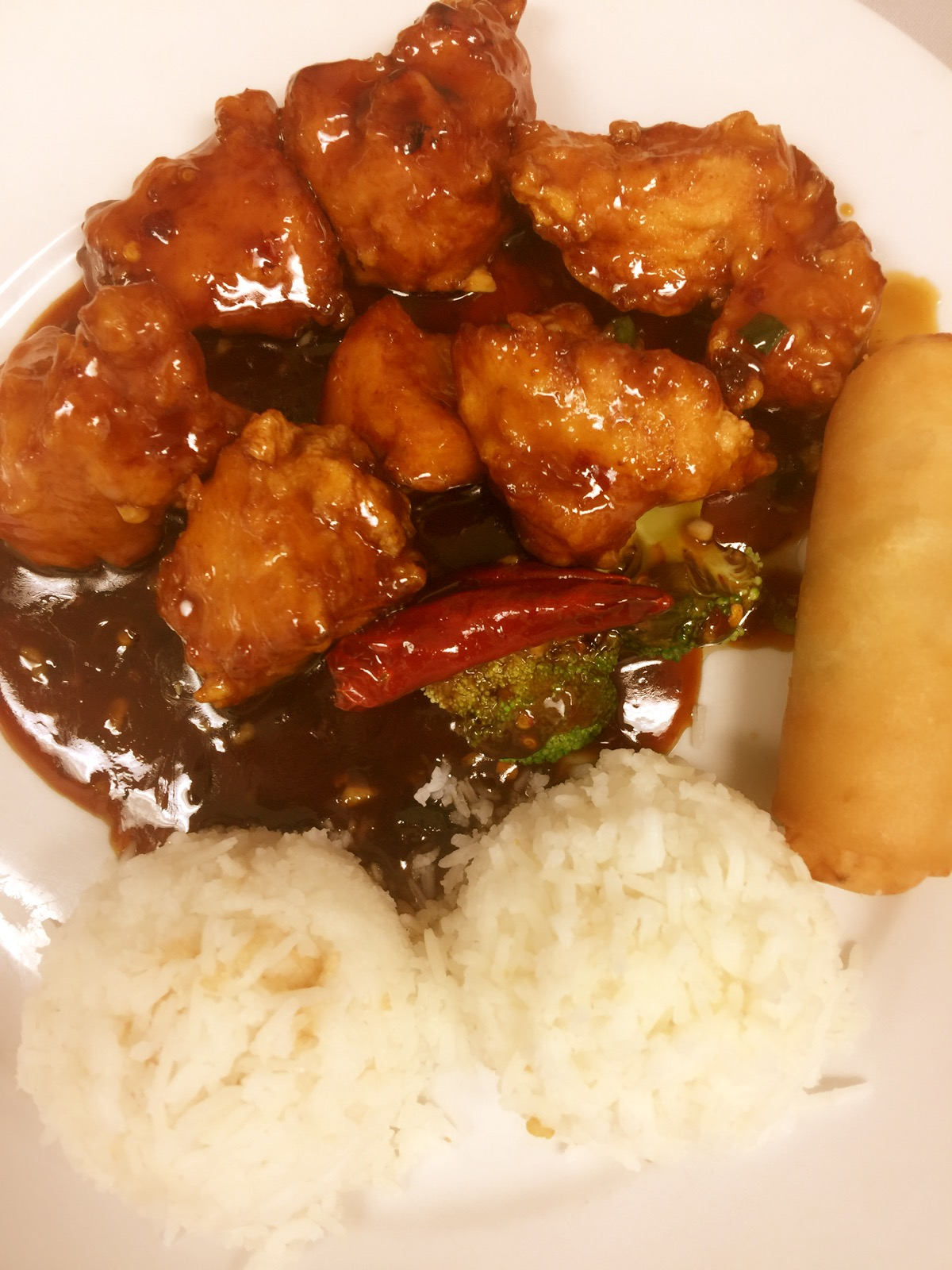 L26. General Tso's Chicken Image