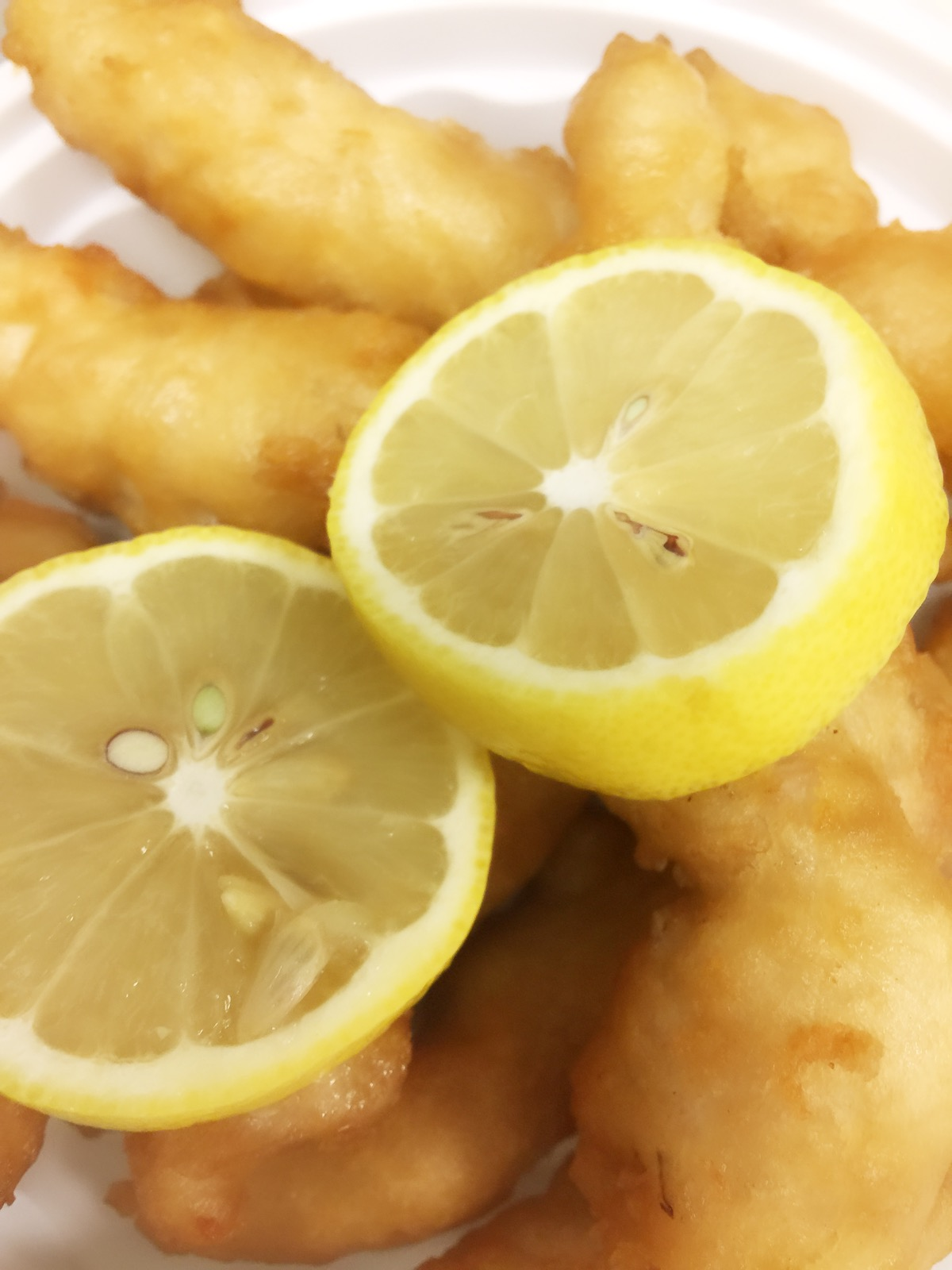 Lemon Chicken Image