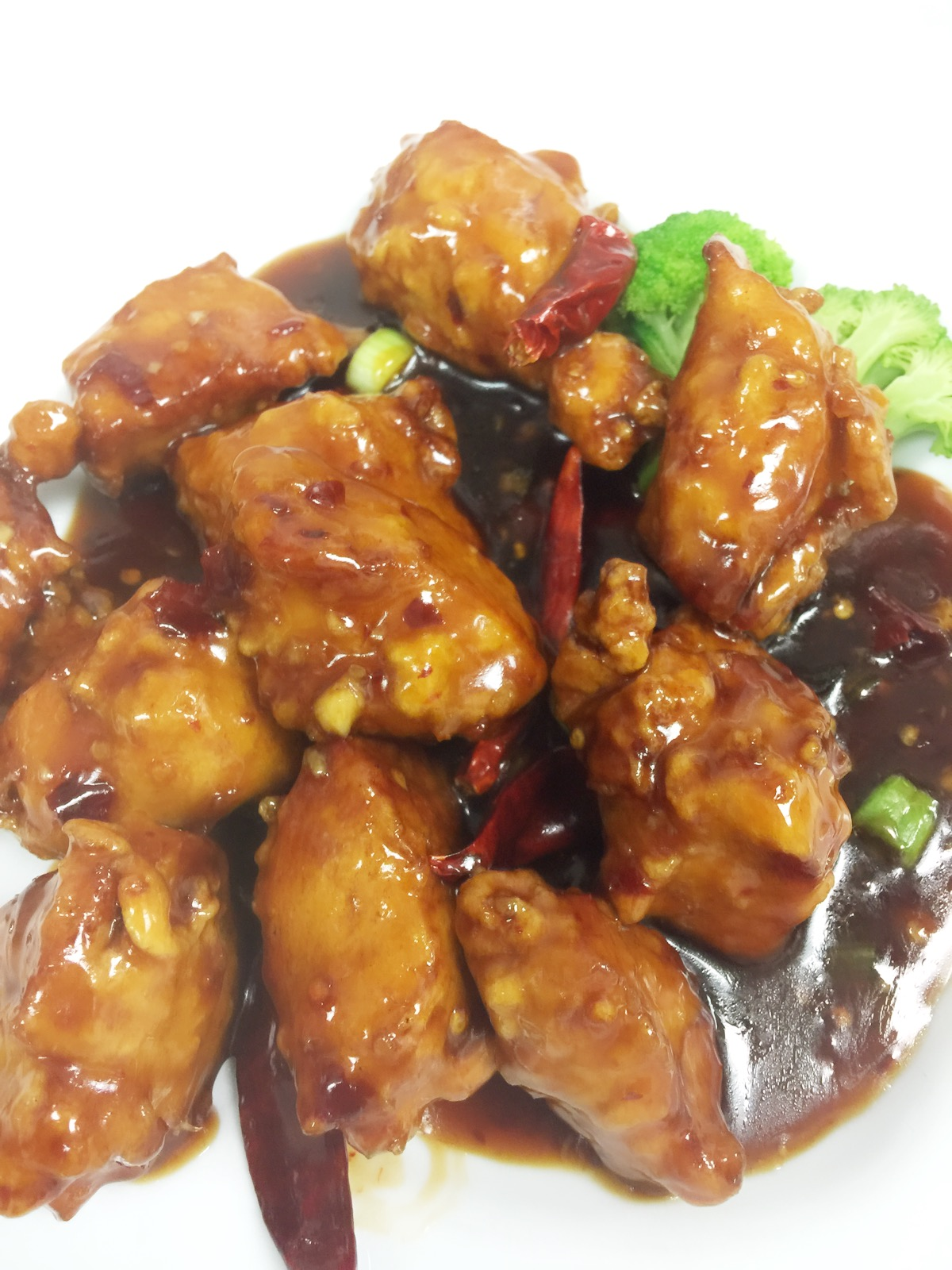 C2. General Tso's Chicken Image