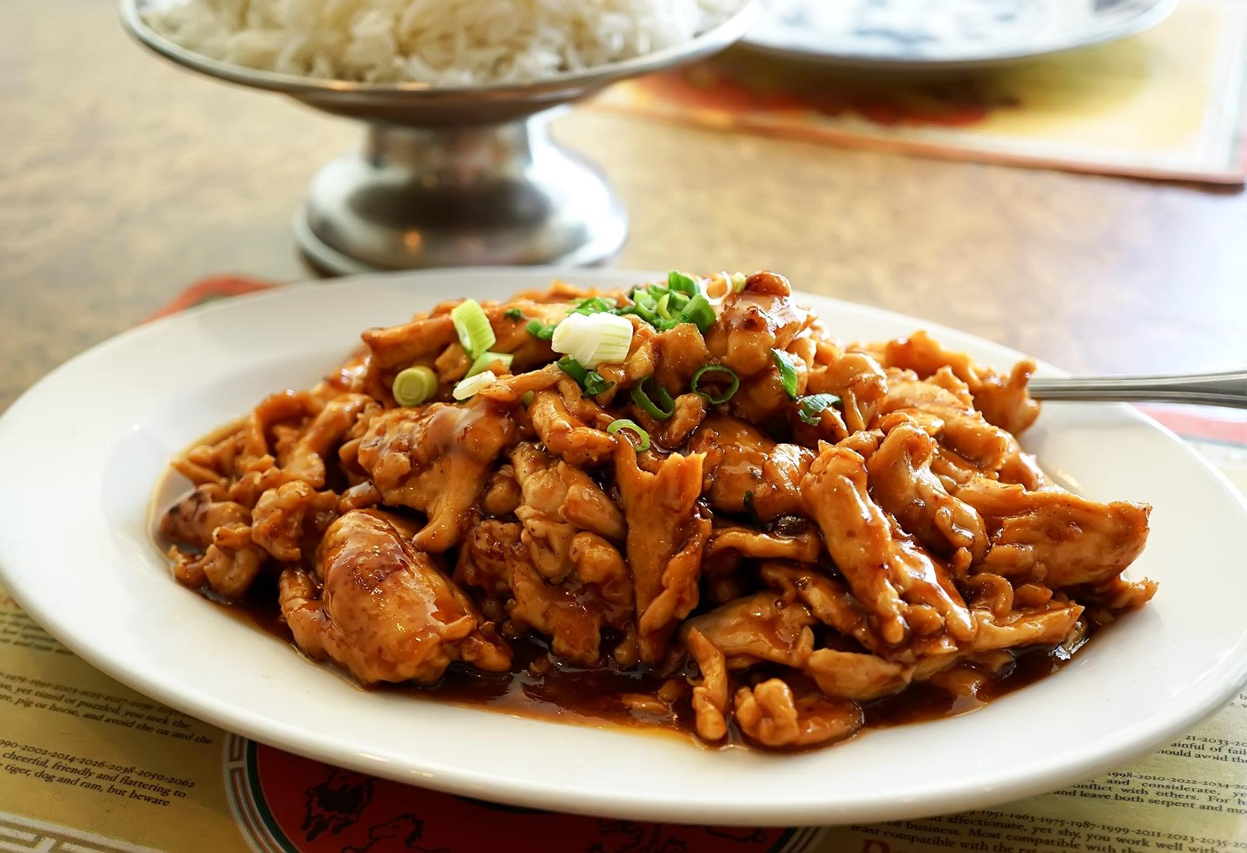 Hunan Chicken Image