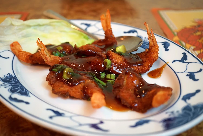 Buddhas Shrimp (4) Image
